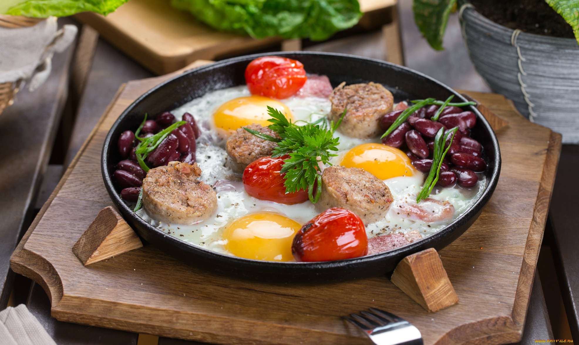 еда в сковороде картинки белорусский